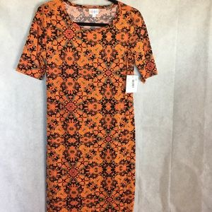 Lularoe Julia dress szM